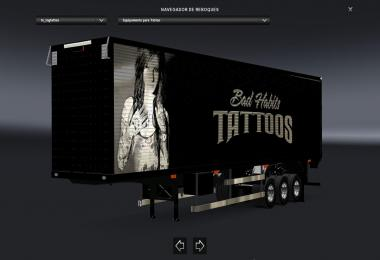 Trailer Bad Rabits Tattoos v1.0