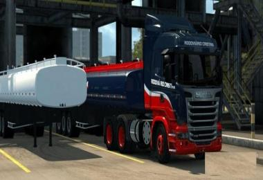 Trailers Pack by Victor Rodrigues [RCTEAM] v1.3 for ETS2 1.26.x