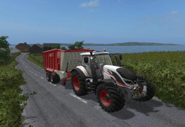 Valtra T - Grassmen Edition