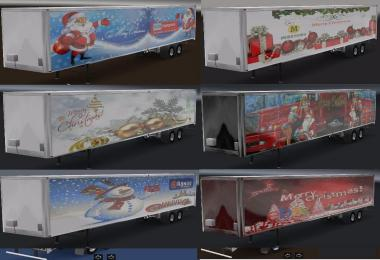 Xmas Trailers Pack v2