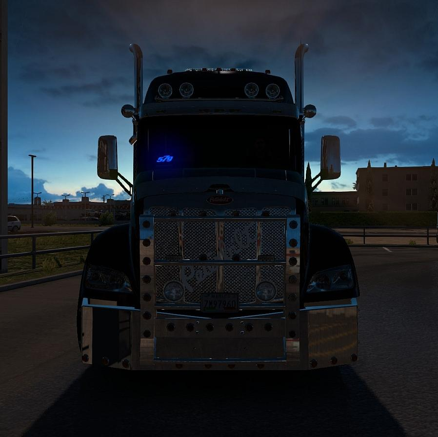 TomDooley's Pete 579 Enhanced for ATS 1.5 Update