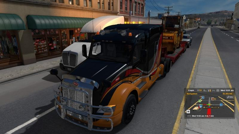 TomDooley's Pete 579 Enhanced for ATS 1.5