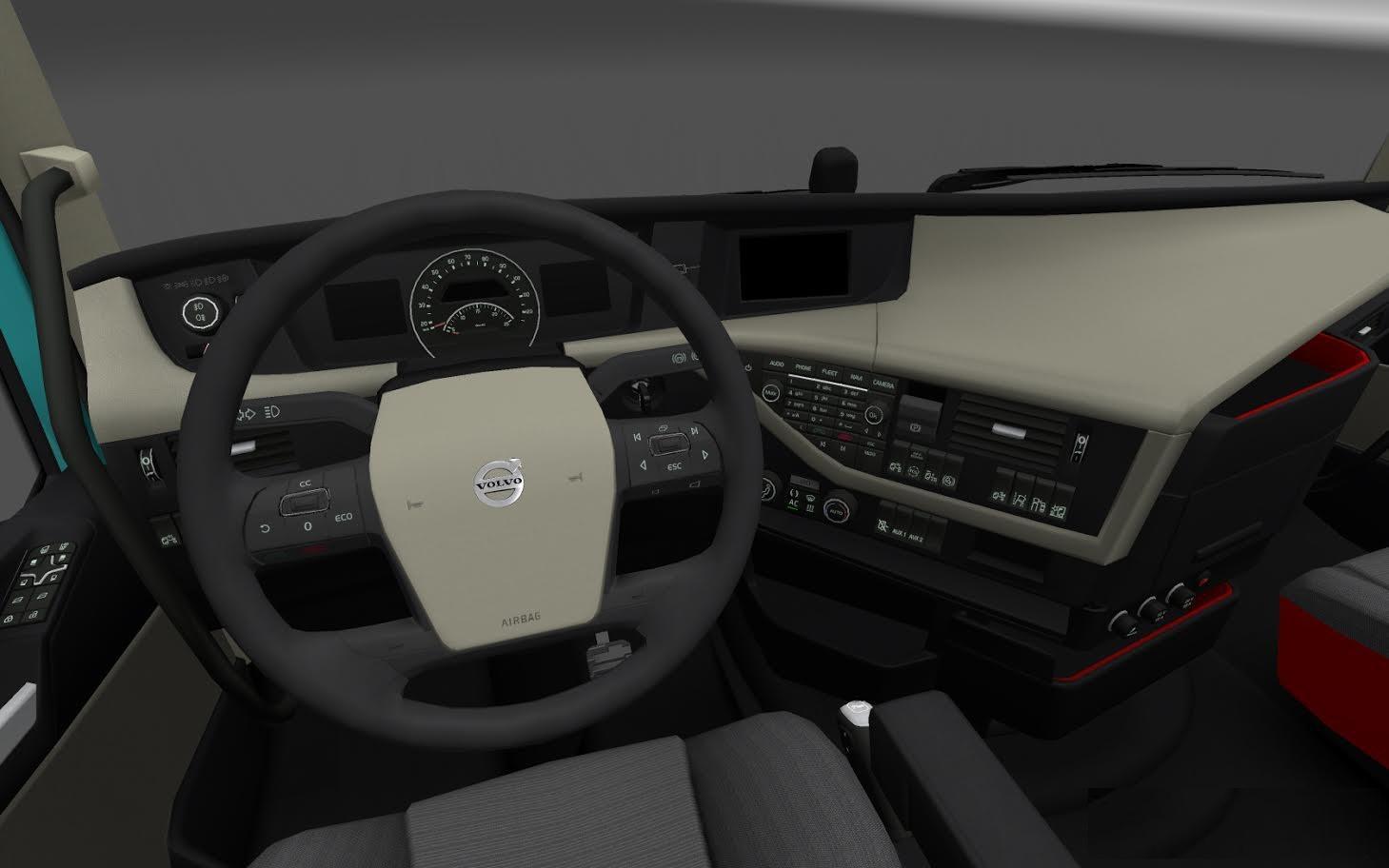 Volvo FH & FH16 2012 Reworked v 2.8