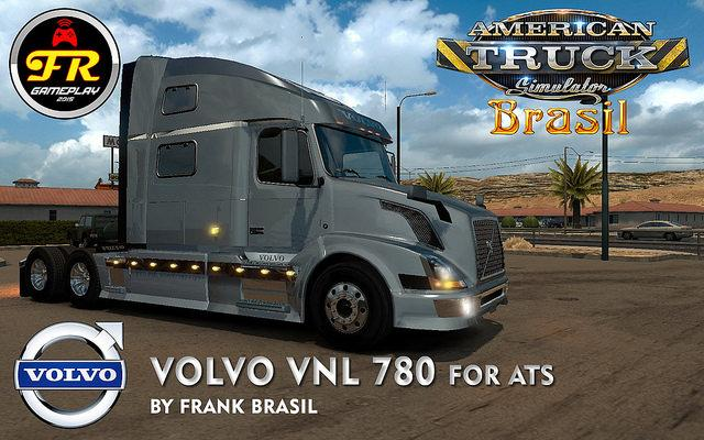 Volvo VNL 780 Reworked v2.8 for v1.5.x By Frank Brasil