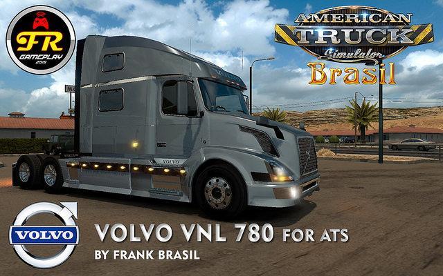 Volvo VNL 780 Reworked v2.8 for v1.5.x By Frank Brasil