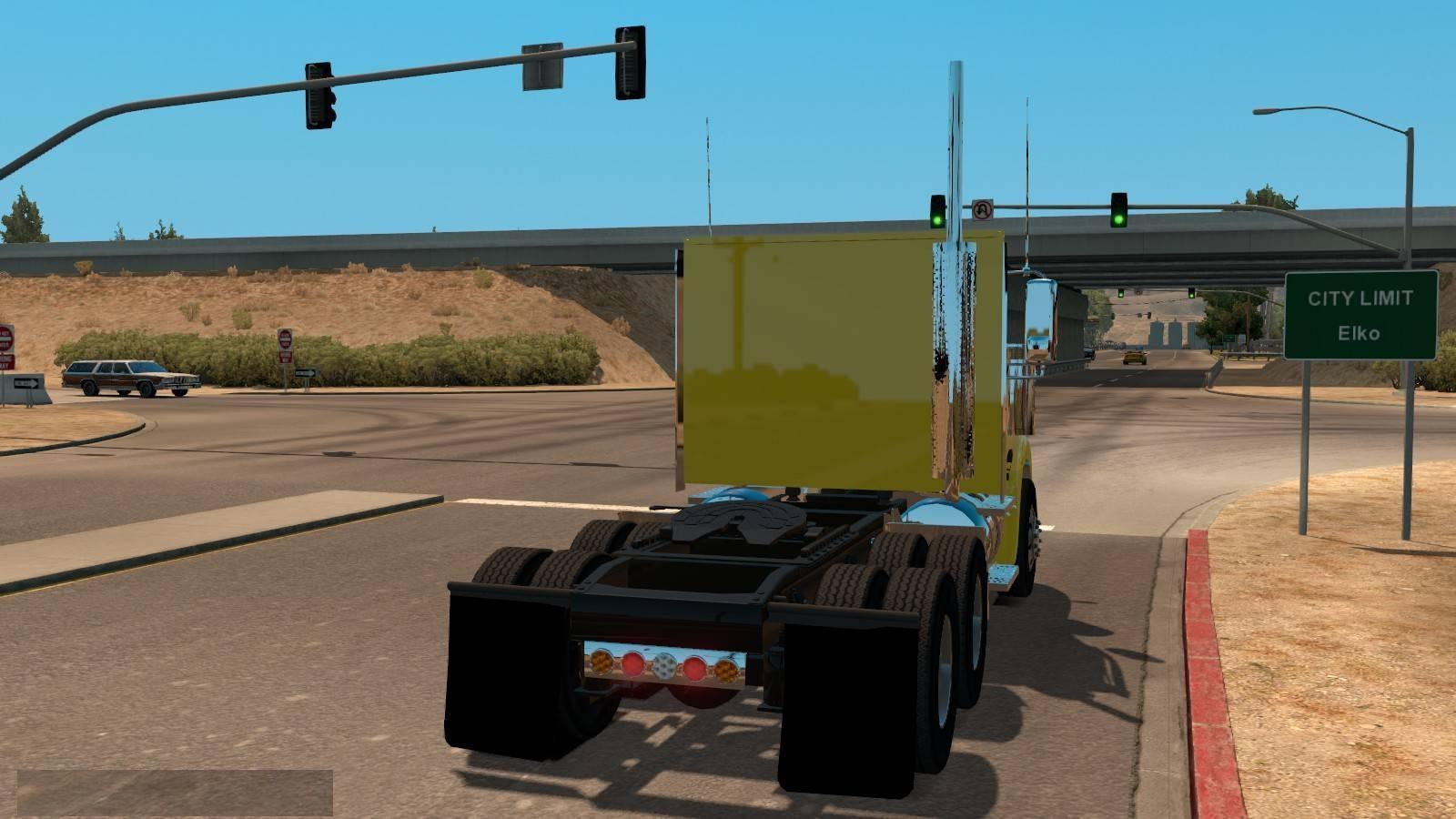 Freightliner Columbia 120