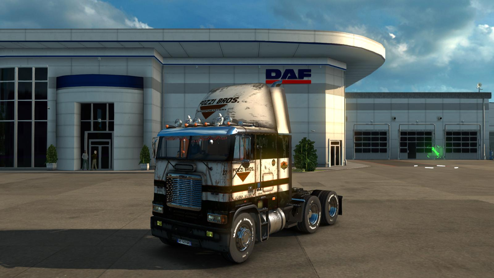 Freightliner FLB Sliipais Edition