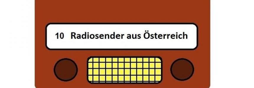 10 radio stations from Austria v1.0