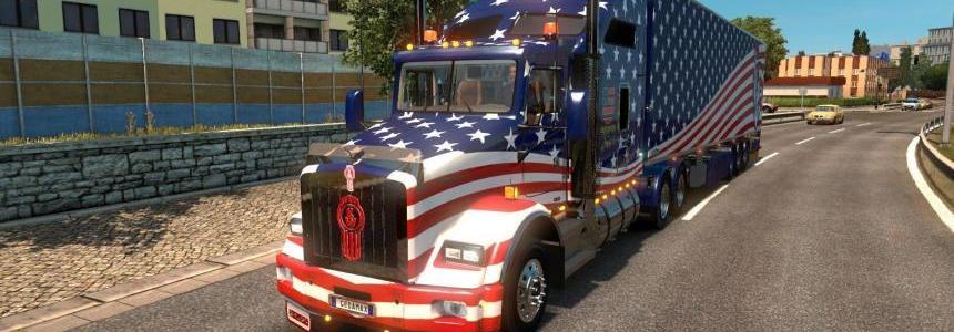 Mega American Truck Pack v1.0