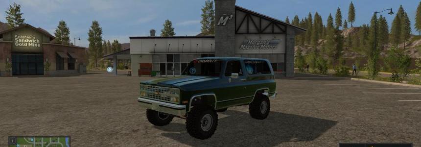 1991 K5 Blazer v1