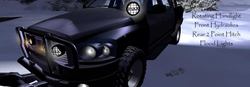 2002 Dodge Ram Utility Truck v1.0