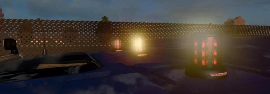 24-LED beacon v1.0