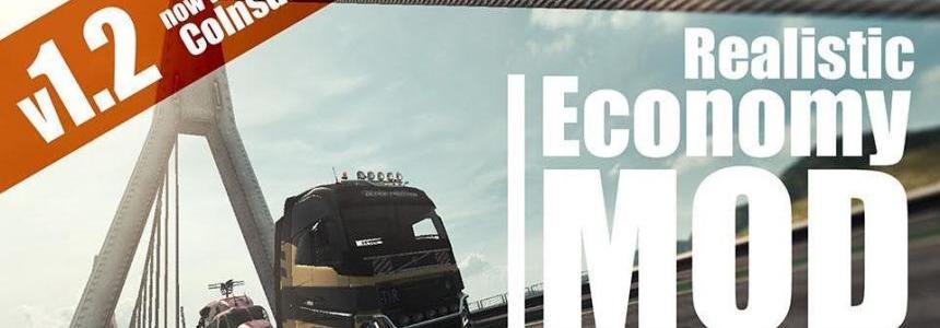 K Realistic Economy Mod v1.1 Vive La France Patch