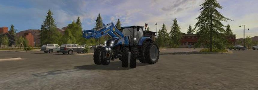 New Holland T7 Heavy Duty v1.0