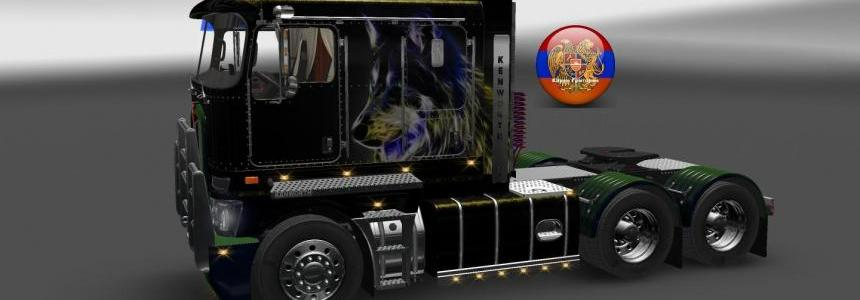 Kenworth K200 Skin Packs 1.26.4s