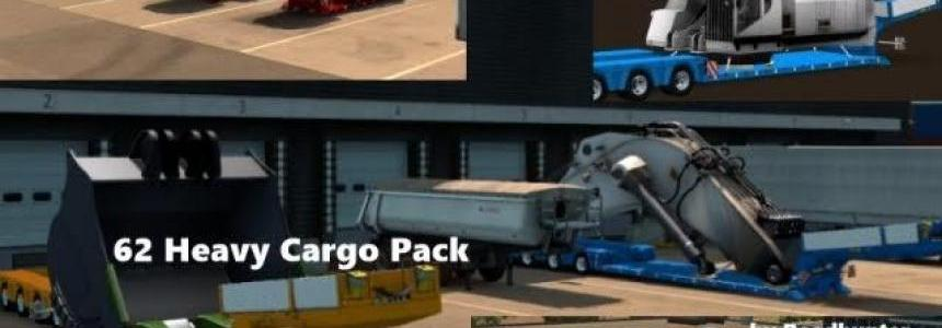 62 Heavy Cargo Pack Version v7.0