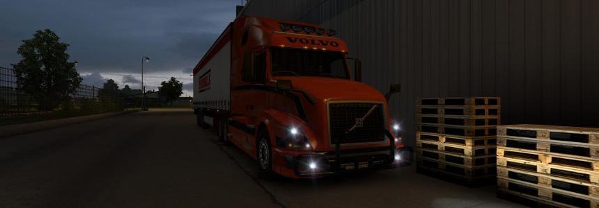 Volvo VNL 670 [1.25-1.26] v1.2