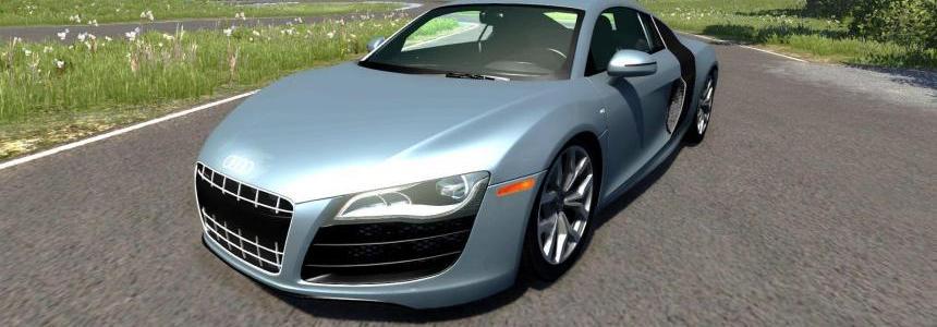 Audi R8 V10 ETS2