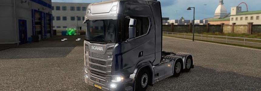 Scania S 580 Generation Update