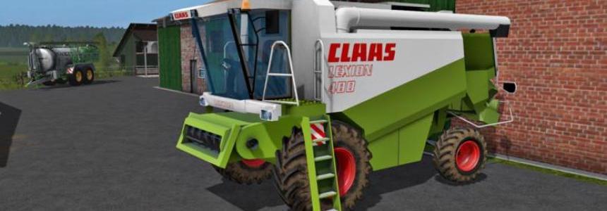 Claas Lexion 480 v1.0