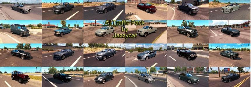 AI Traffic Pack by Jazzycat v1.8