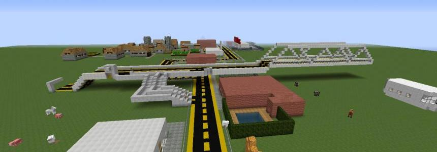 Airport Map v0.0.01
