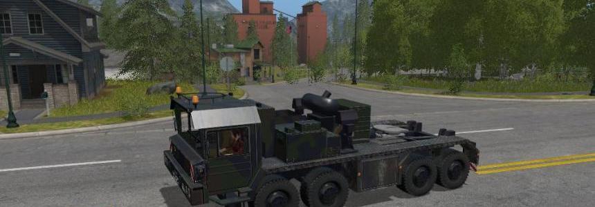 Army truck v1.0