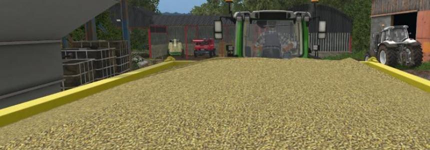 Barley fillplane texture v1.0