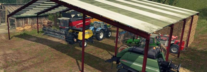 Beiser Vehicle shelter metal v1.0