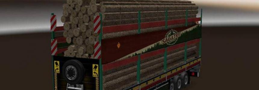 Big Trailer Sag & Tre EMD Modding Pack Trailers 2017