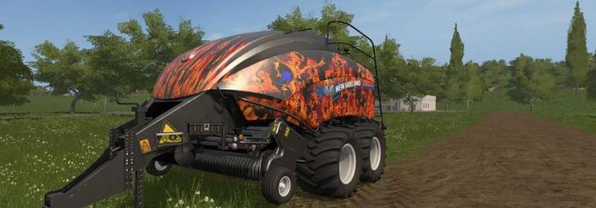 BigBaler 1290 Thunder01 v1.0
