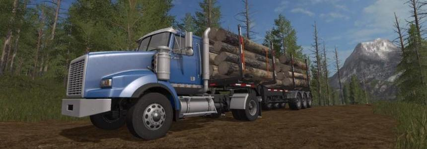 Biobeltz Log Trailer TR 500 v1.0