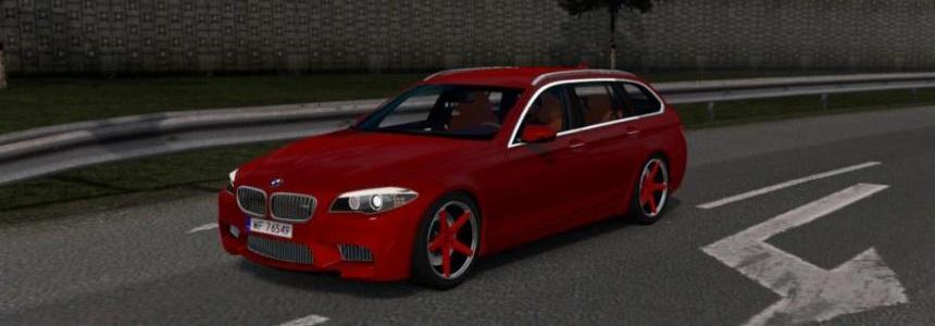 BMW F10 M M-Pakiet BY Diablo Upgrade