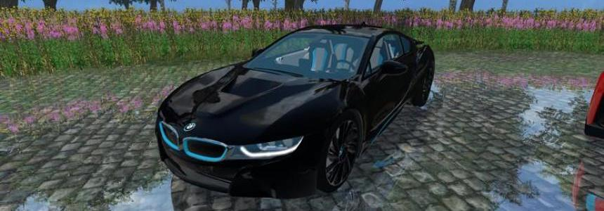BMW i8 eDRIVE v1.6 FS 15 Car