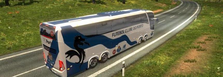 Bus Marcopolo G7 1600LD FC Porto Skin v1.26