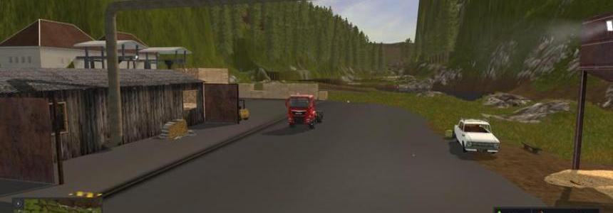 CANADAS Farming simulator 17 v1.0