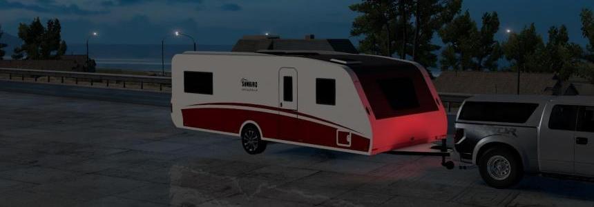 Car trailer caravan v1.0