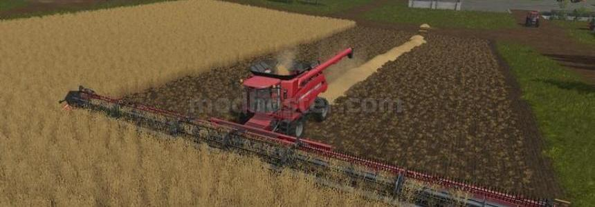CASE IH 3162 90FT CUTTING BAR 27.50m v1
