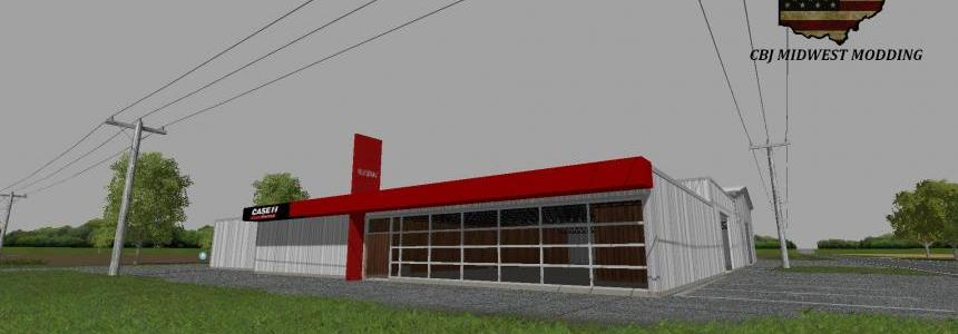 Case IH Dealership v1