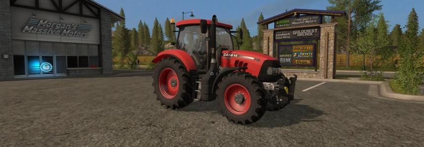 Case Maxxum 140 MC v2.0