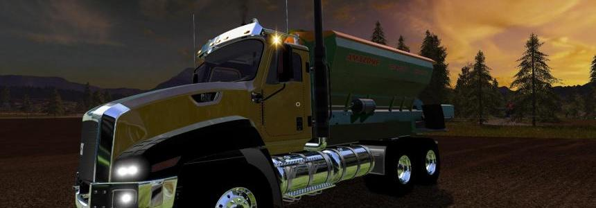 CAT CT660 Spreader v1