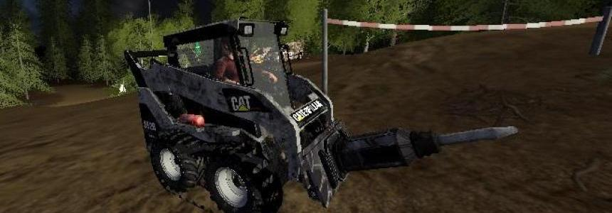 Caterpillar 262B Kryptek v1.1
