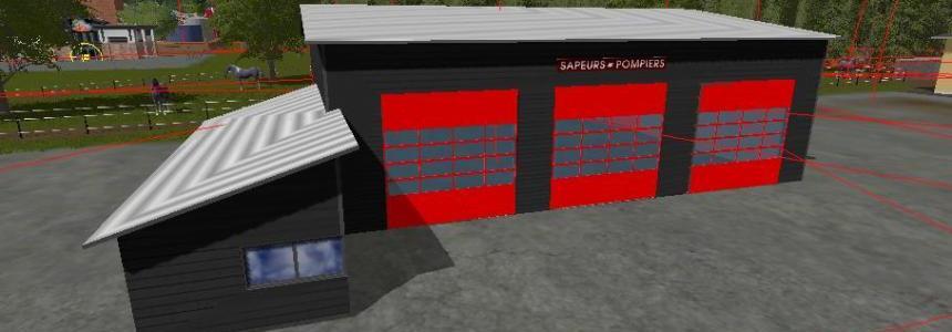 Centre D'incendie et de Secours FS17 v1.0