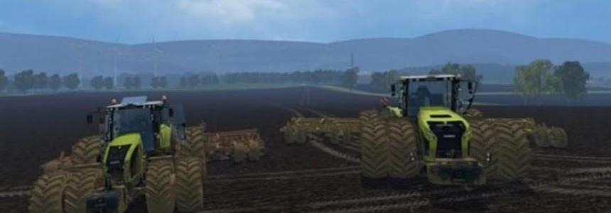 CLAAS AXION 950hh v1.0