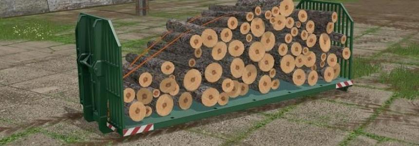 Container Wood Runner It Autoload v1.0