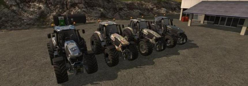 Deutz Fahr Series 9 Designer Edition v1.2.1