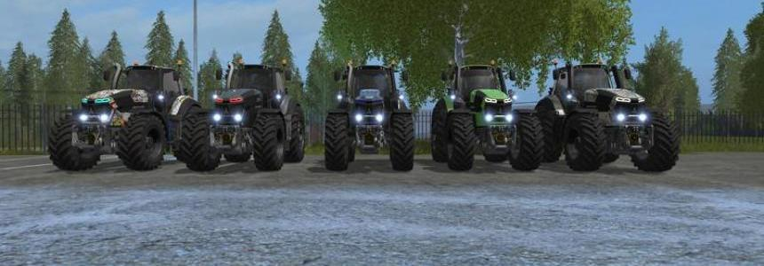 Deutz Fahr Series 9 Designer Edition v1.2