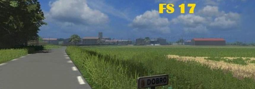 Dobro Map FS17 v1.0