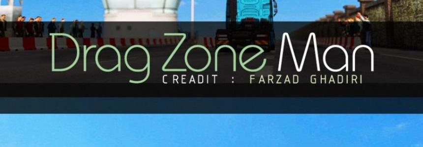 Drag Zone By Farzad Ghadiri