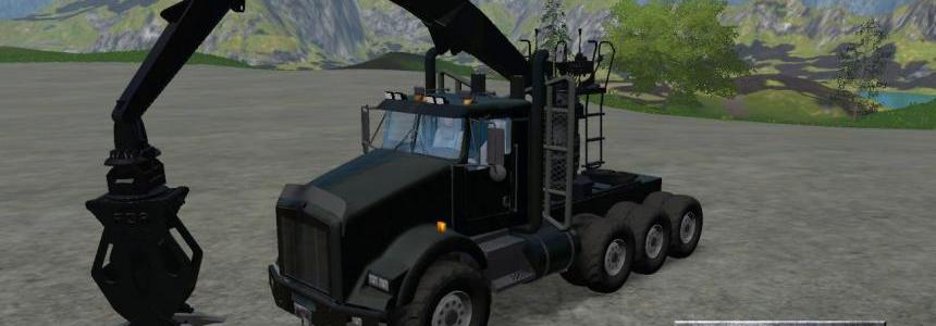 FDR Logging - Self Loader + Trailer V5